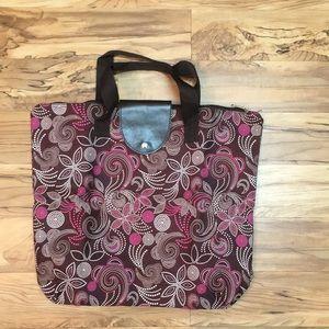 Handbags - NWOT Patterned Tote
